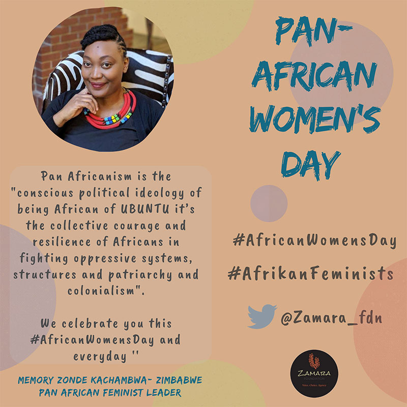 Afrikan Feminists quote 14 Pan African feminists Memory