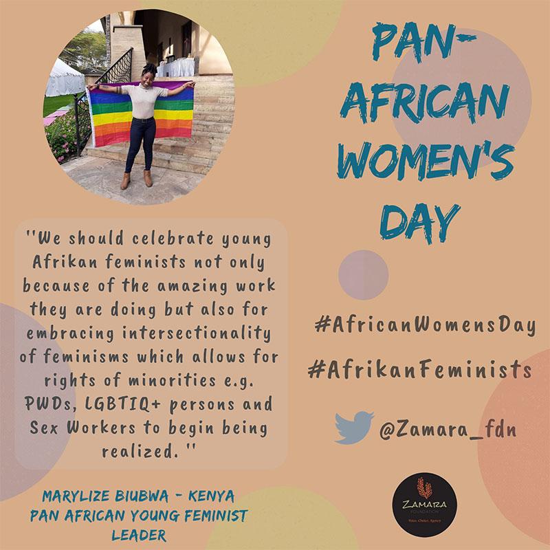 Afrikna Feminists quote 3 Marylize